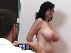 Czech Jana 36H breasts