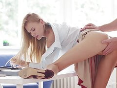 Nancy having Sex with her Teacher